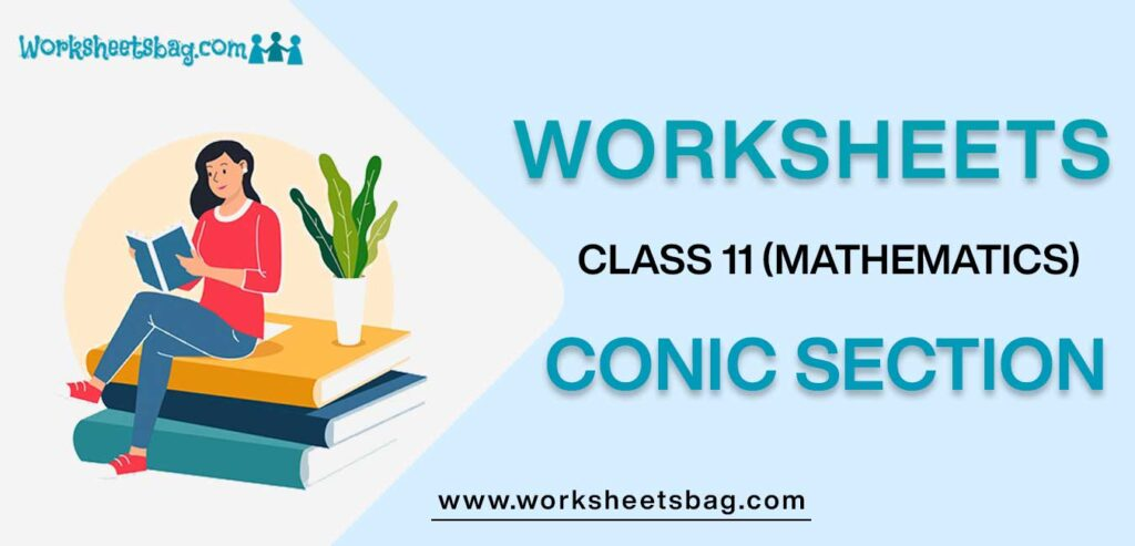 Worksheets For Class 11 Mathematics Conic Section