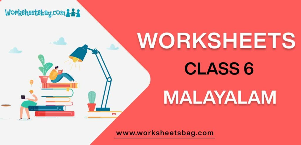 Worksheet For Class 6 Malayalam